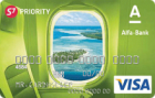 S7 Priority Green Visa Classic — Кредитная карта / Visa Classic