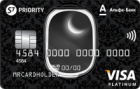 S7 Priority Visa Platinum Black — Кредитная карта / Visa Platinum