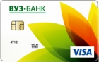Кредитная Cash Back — Кредитная карта / Visa Classic