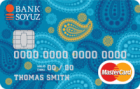 Доходная — Дебетовая карта / Visa Classic, MasterCard Standard