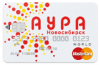 AURACARD — Кредитная карта / MasterCard World