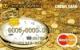 «Денежный источник» MasterCard Gold — Кредитная карта / MasterCard Gold