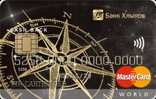 «Премиальная» MasterCard World