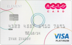 Элемент 120 — Кредитная карта / Visa Platinum