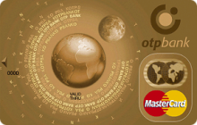 Карта MasterCard Gold