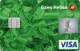 Visa Classic — Дебетовая карта / Visa Classic, Visa Unembossed