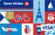 Гастроном — Дебетовая карта / Visa Unembossed