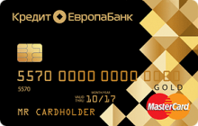 Cash Card MasterCard Gold