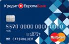 CASH CARD Mass — Дебетовая карта / MasterCard Standard