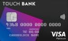 Touch Bank — Дебетовая карта / Visa Platinum