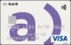 Черничная — Дебетовая карта / Visa Gold