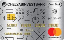 CashBack MasterCard Platinum