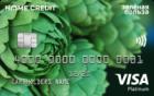 Зеленая польза — Дебетовая карта / Visa Platinum