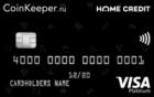 CoinKeeper — Дебетовая карта / Visa Platinum