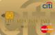 Citibank MasterCard Gold — Кредитная карта / MasterCard Gold