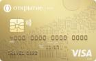 Travel (Оптимальный) — Дебетовая карта / Visa Gold