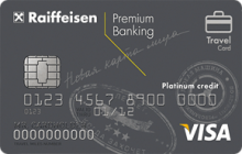 Visa Platinum Travel Premium Rewards