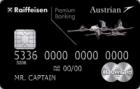 Austrian Airlines World Black Edition — Кредитная карта / MasterCard World Black Edition