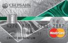 Кредитная MasterCard Momentum — Кредитная карта / MasterCard Maestro