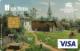 Государственная Третьяковская галерея Classic — Дебетовая карта / Visa Classic