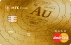 Премиальная — Дебетовая карта / Visa Gold, MasterCard Gold