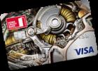 Быстрые покупки — Кредитная карта / MasterCard Unembossed