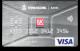 Лукойл-Уралсиб — Дебетовая карта / Visa Unembossed, Visa Classic