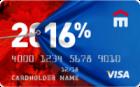 Кредитная карта 16% годовых — Кредитная карта / Visa Classic, Visa Instant Issue