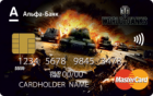 Карта World of Tanks — Дебетовая карта / MasterCard Standard