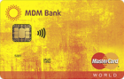MasterCard World PayPass — Кредитная карта / MasterCard World