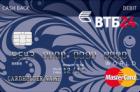 Сashback Классическая — Дебетовая карта / MasterCard World