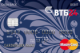 Сashback — Дебетовая карта / MasterCard Standard