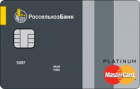 Премиальная карта — Кредитная карта / Visa Platinum, MasterCard Platinum