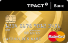 Максимум возможностей Gold — Дебетовая карта / MasterCard Gold