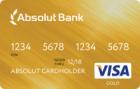 Visa Gold с овердрафтом — Кредитная карта / Visa Gold