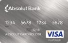 Visa Platinum с овердрафтом — Кредитная карта / Visa Platinum
