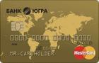 Стандартная Gold — Кредитная карта / MasterCard Gold