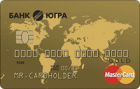 Cash Back Gold — Дебетовая карта / MasterCard Gold