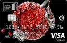 Космос — Дебетовая карта / Visa Platinum