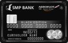 Аэрофлот Black Edition — Дебетовая карта / MasterCard World Black Edition