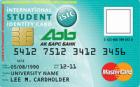 Предоплаченная ISIC — Дебетовая карта / MasterCard Unembossed