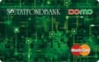 «Лучшая кредитка» Standard — Кредитная карта / MasterCard Standard, MasterCard Unembossed
