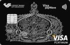 «Онлайн» Platinum — Дебетовая карта / Visa Platinum, MasterCard Platinum