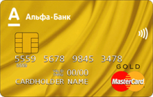 Альфа-Банк Gold