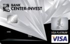 Эксклюзивная — Дебетовая карта / Visa Platinum