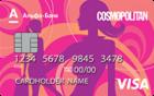 Cosmo-карта — Дебетовая карта / Visa Classic