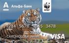 WWF Visa Classic — Дебетовая карта / Visa Classic