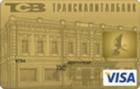 Кредитная карта — Дебетовая карта / Visa Gold