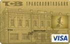 Зарплатная Gold — Дебетовая карта / Visa Gold