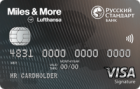 Miles & More Signature — Кредитная карта / Visa Signature